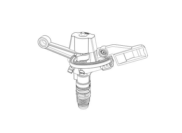 Sprinklers, micro sprinklers  and special emitters