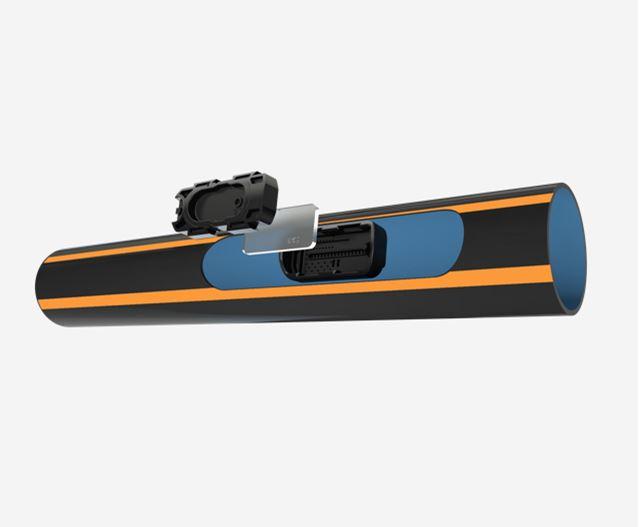 DripNet PC pressure  compensating drip irrigation