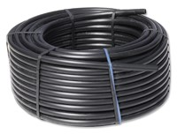 PE pipes for water conduction