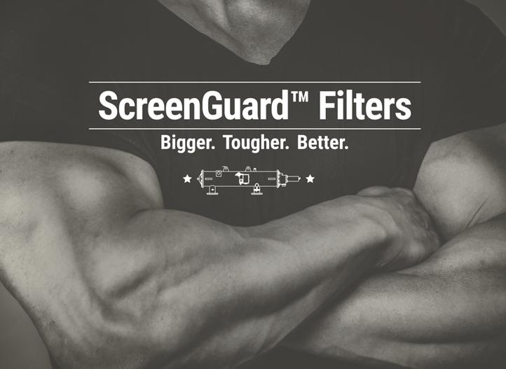 Screen filters - ScreenGuard™  Netafim
