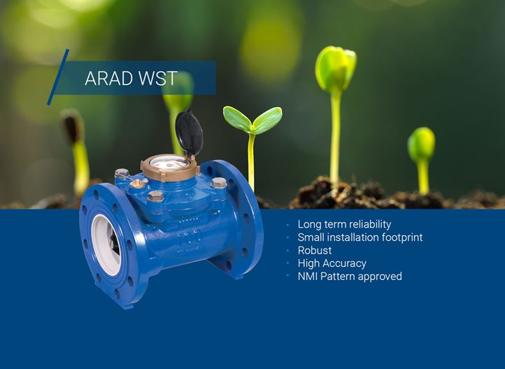 WST Water Meter Pattern  Approved
